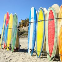 Baja Zen - Surf Board Rack