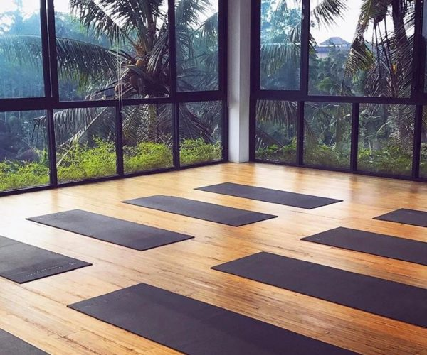 Ubud Yoga Centre - Yoga Room