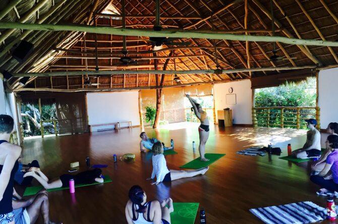Xinalani - Fall 2016 Retreat - Posture Clinic 1